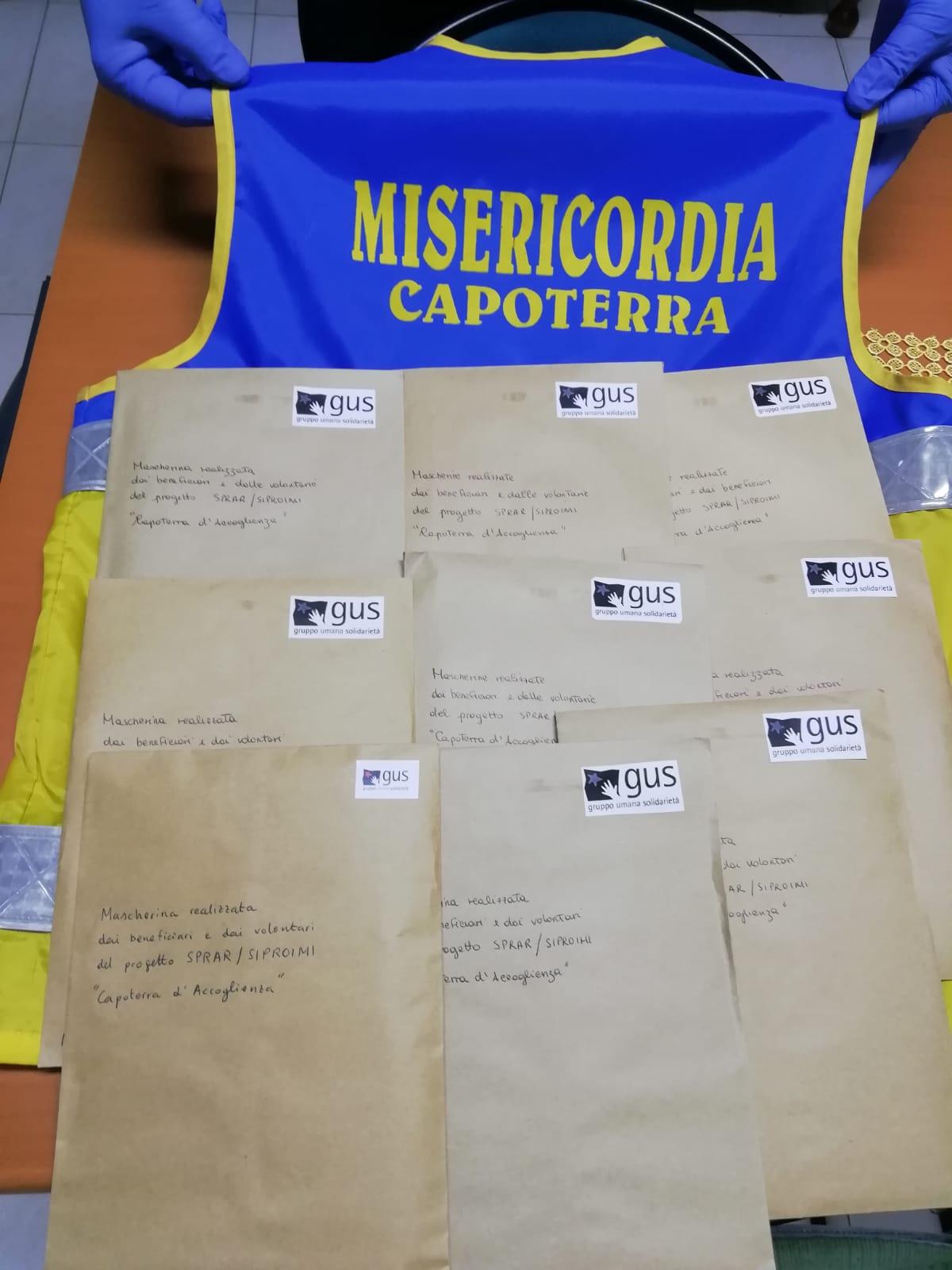 Capoterra - Mascherine 02