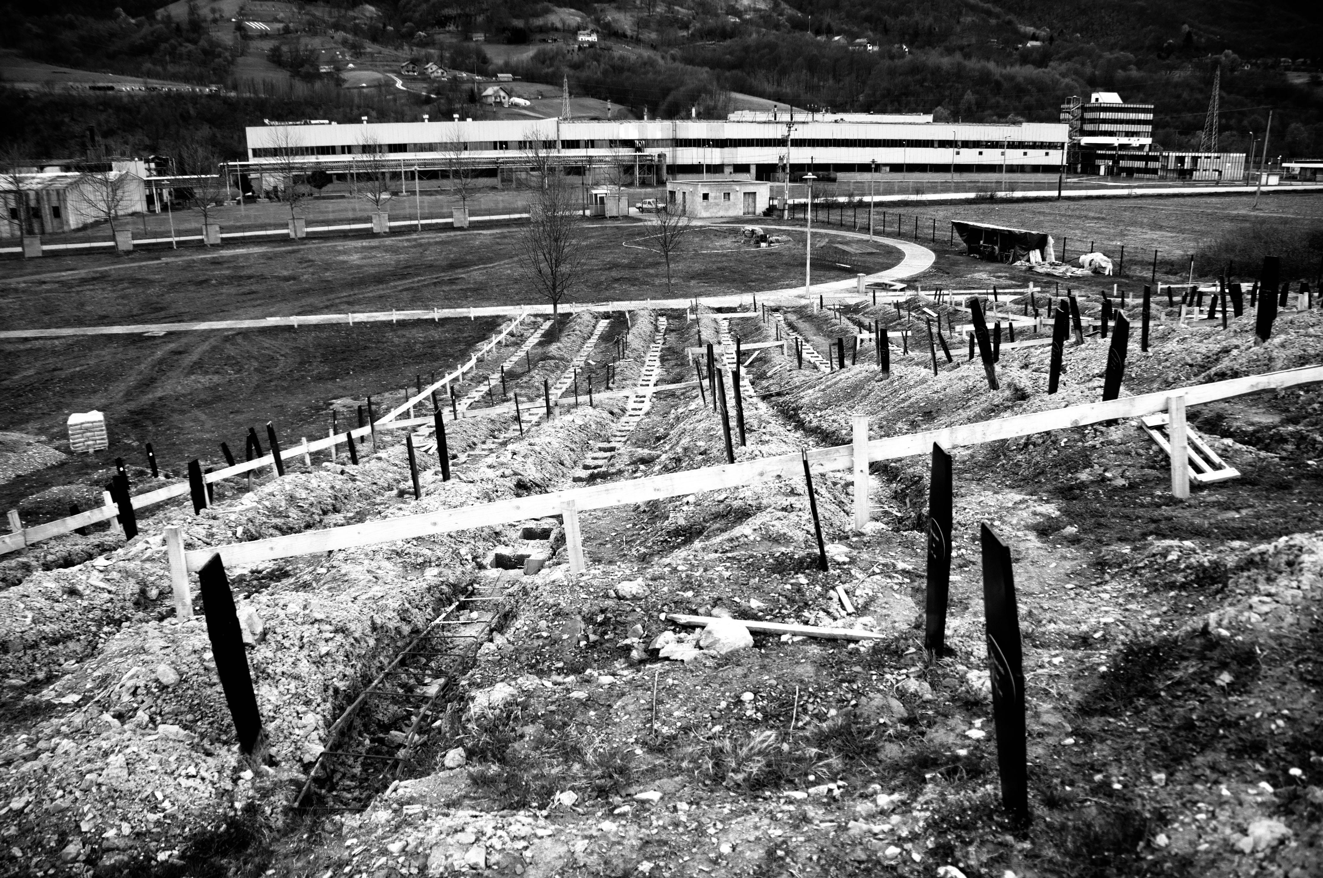 Potočari, 2012 - Foto di Massimo Vita