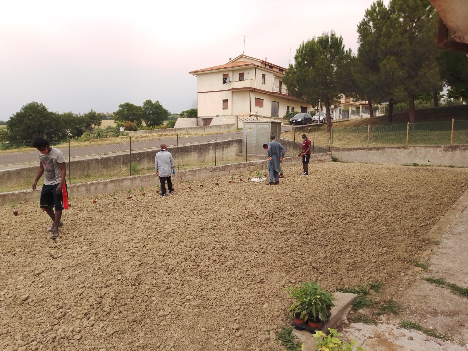 Orti e giardini sociali del piccolo borgo 05