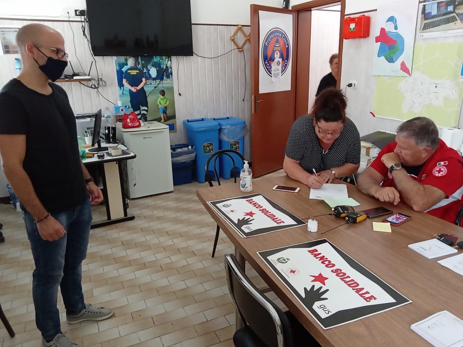 Il Banco Solidale di Castri di Lecce