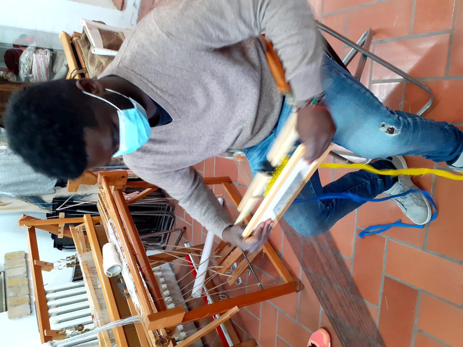 Atelier - Tessitura