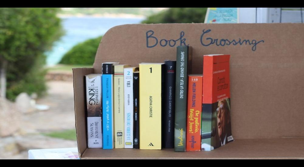 Book Crossing a Porto Torres